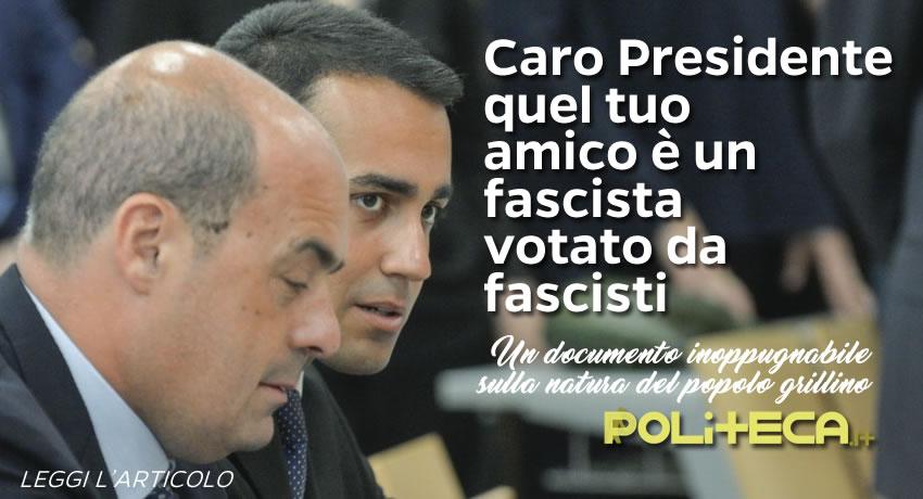 Zingaretti & Di Maio